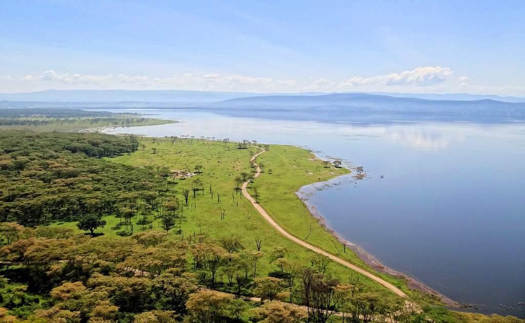 Los 14 principales lagos de África 13