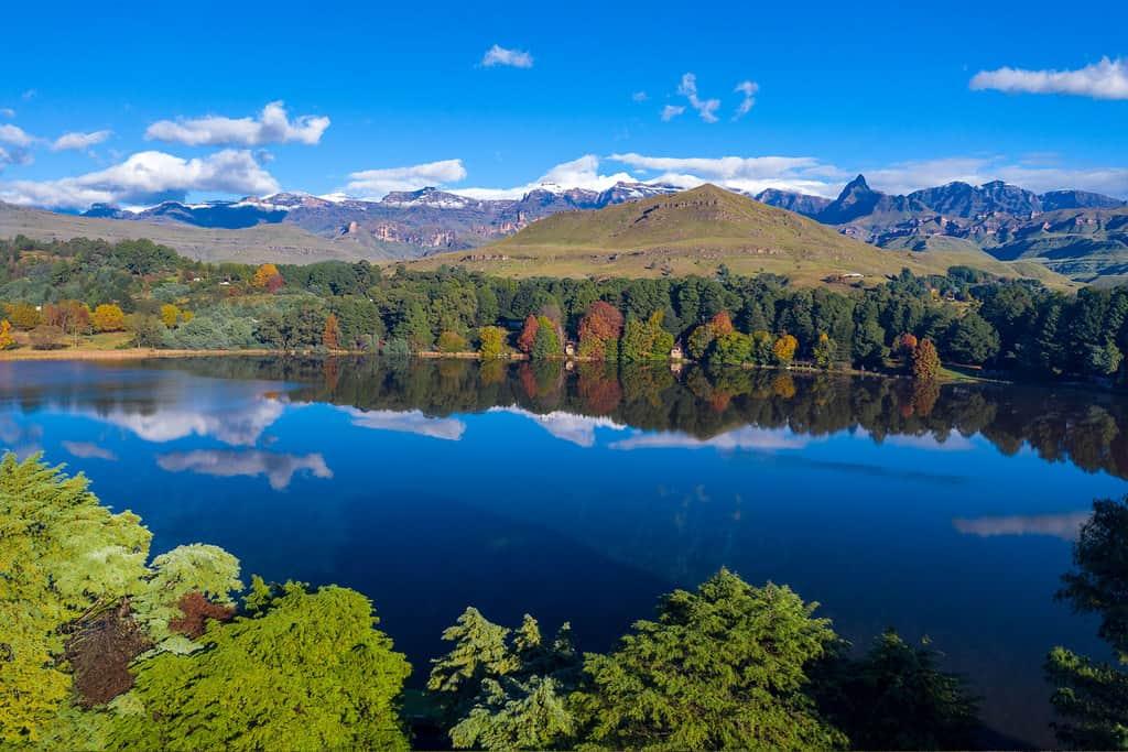 Los 14 principales lagos de África 12