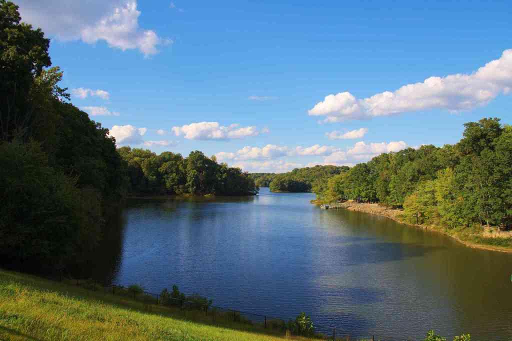 15 lagos en Maryland más impresionantes 10