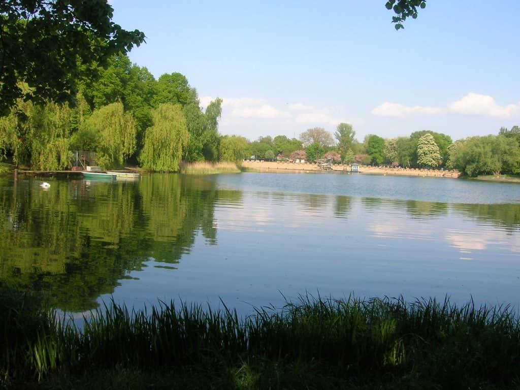 18 lagos en Berlín y Brandeburgo para bañarse 10