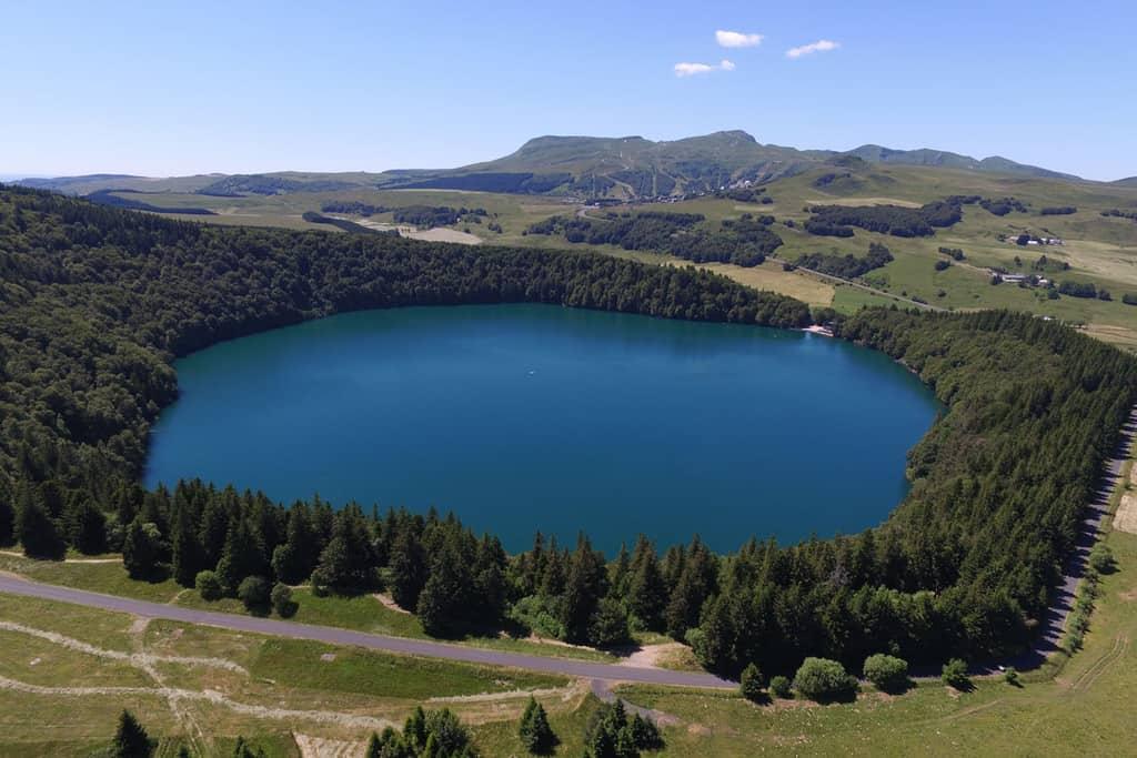 20 lagos de Francia más bonitos 2