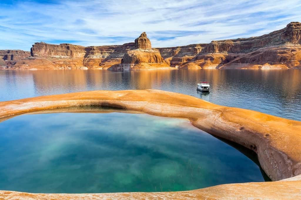 Los 10 lagos de Estados Unidos más bonitos 10