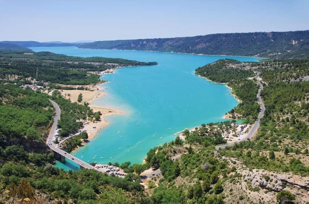 20 lagos de Francia más bonitos 19