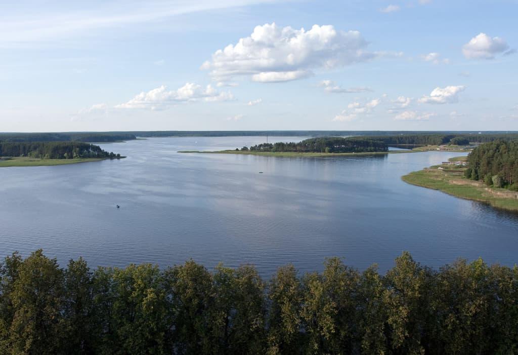10 lagos de Rusia más impresionantes 4