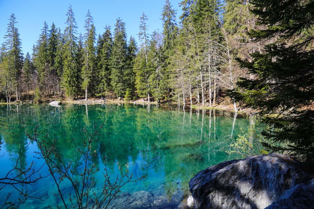 20 lagos de Francia más bonitos 1