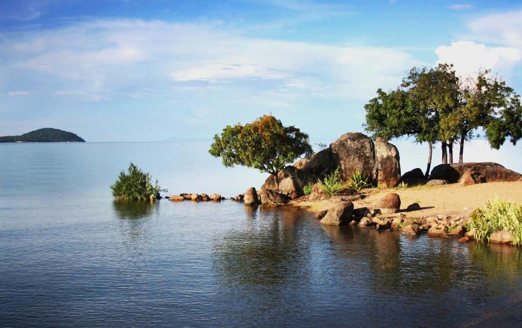 Los 14 principales lagos de África 9