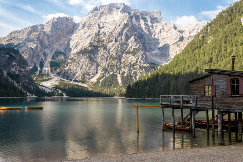 14 lagos de Italia más impresionantes 10