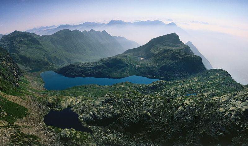 14 lagos de Italia más impresionantes 14