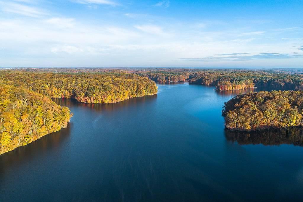 15 lagos en Maryland más impresionantes 11