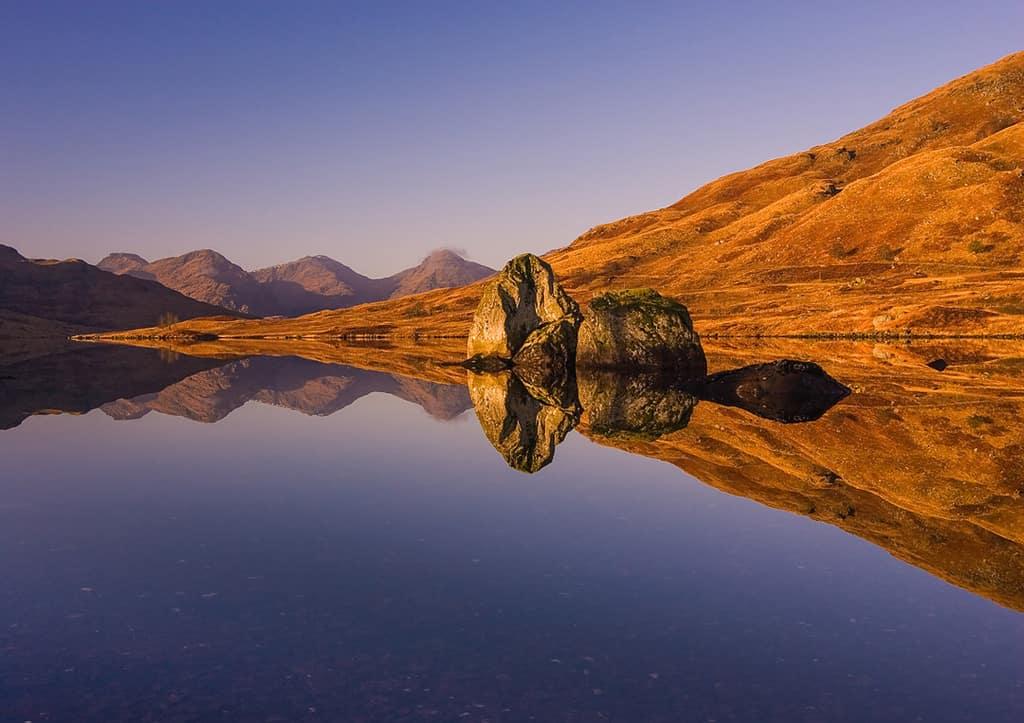 10 lagos de Escocia más bonitos 8