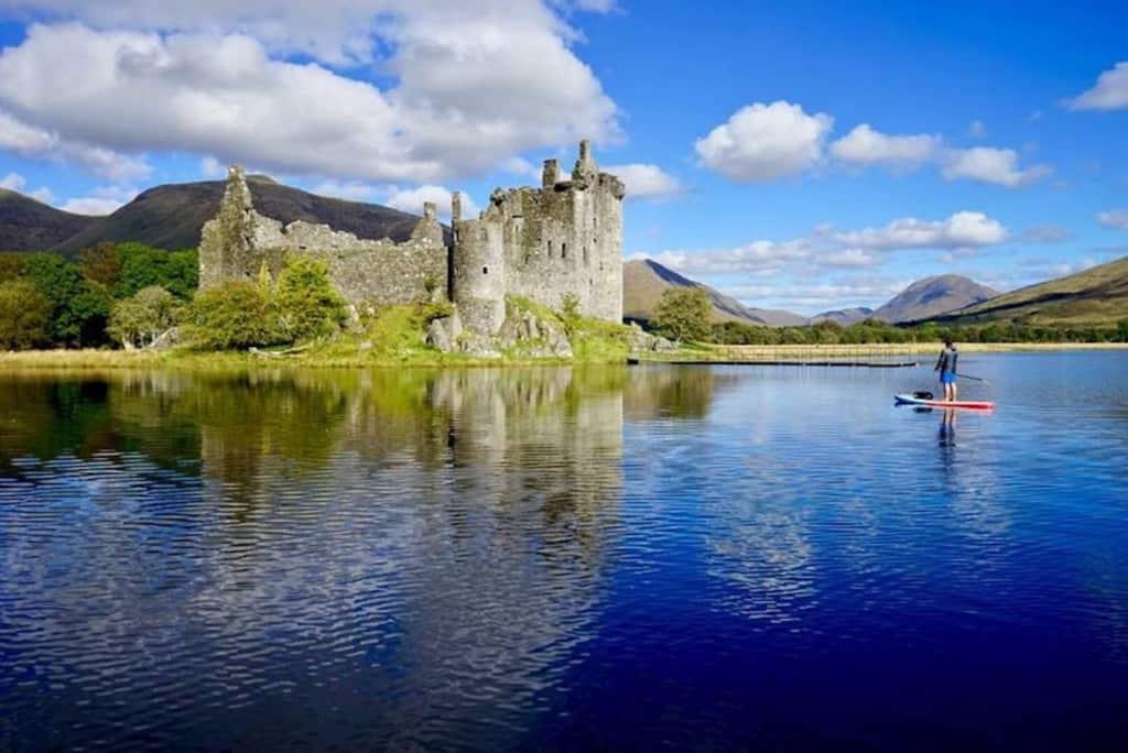 10 lagos de Escocia más bonitos 1