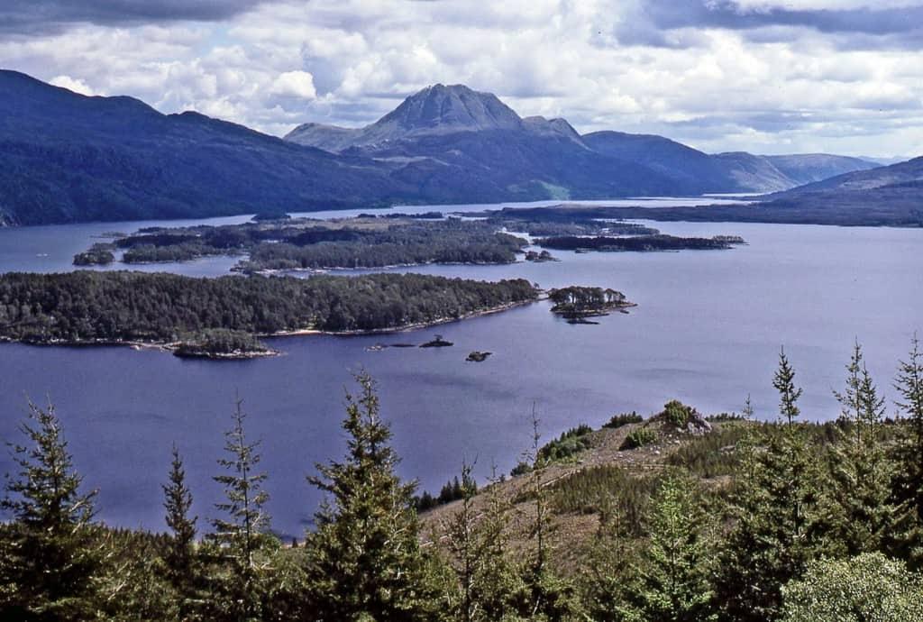 10 lagos de Escocia más bonitos 7