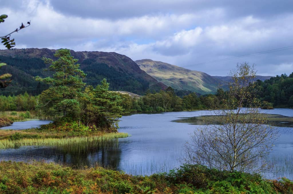 10 lagos de Escocia más bonitos 9
