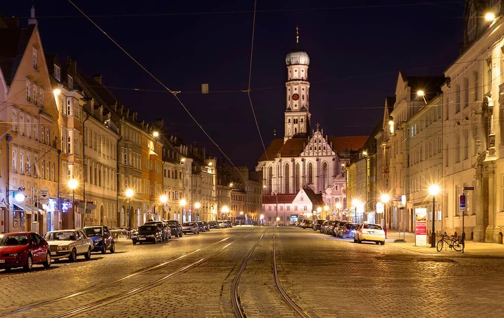 10 lugares que ver en Augsburgo 7