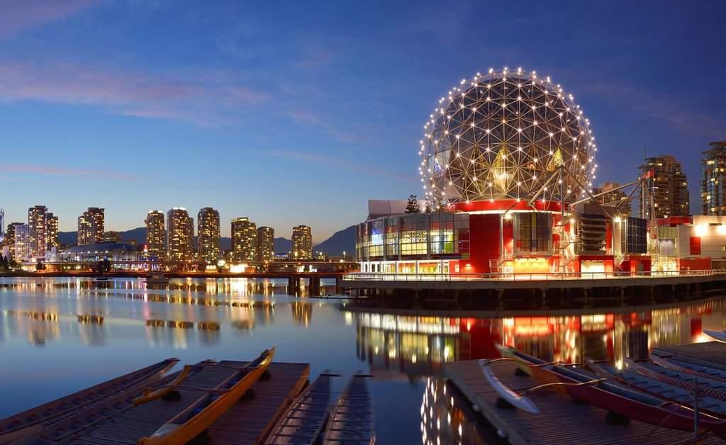 22 lugares de interés que ver en Vancouver, Canadá 3