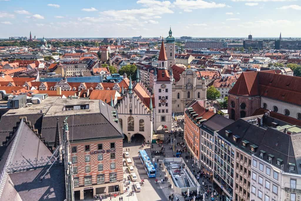 40 ciudades de Alemania más bonitas 6