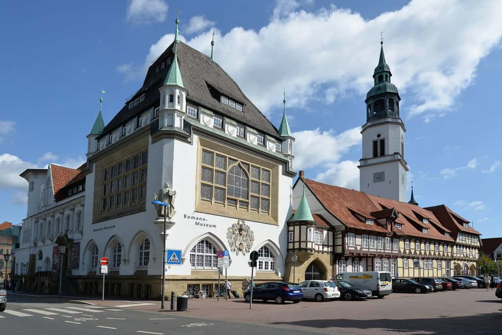 10 lugares que ver en Celle 3