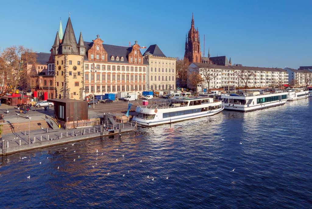 10 lugares que ver en Frankfurt 2