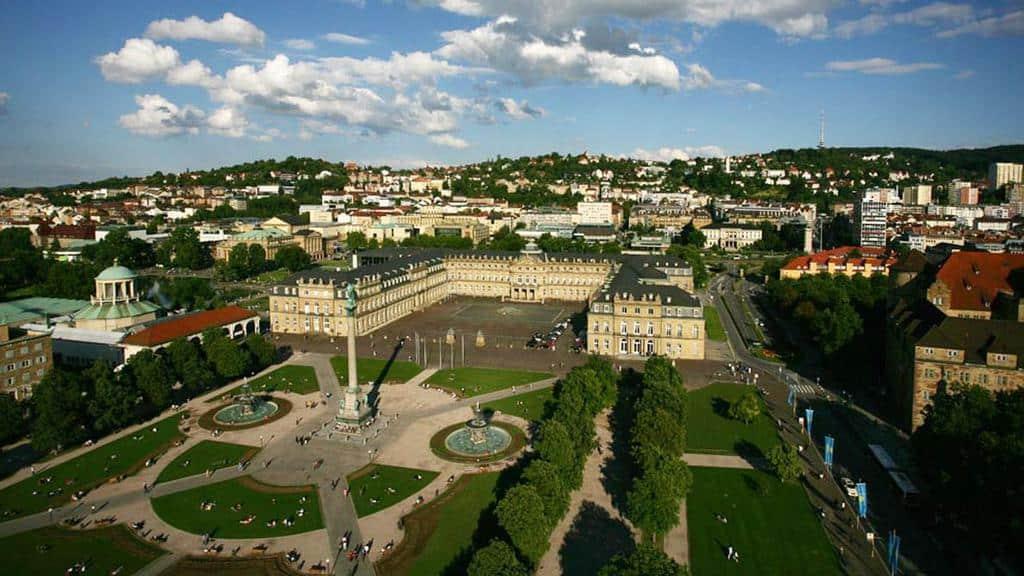 10 lugares que ver en Stuttgart, Alemania 6