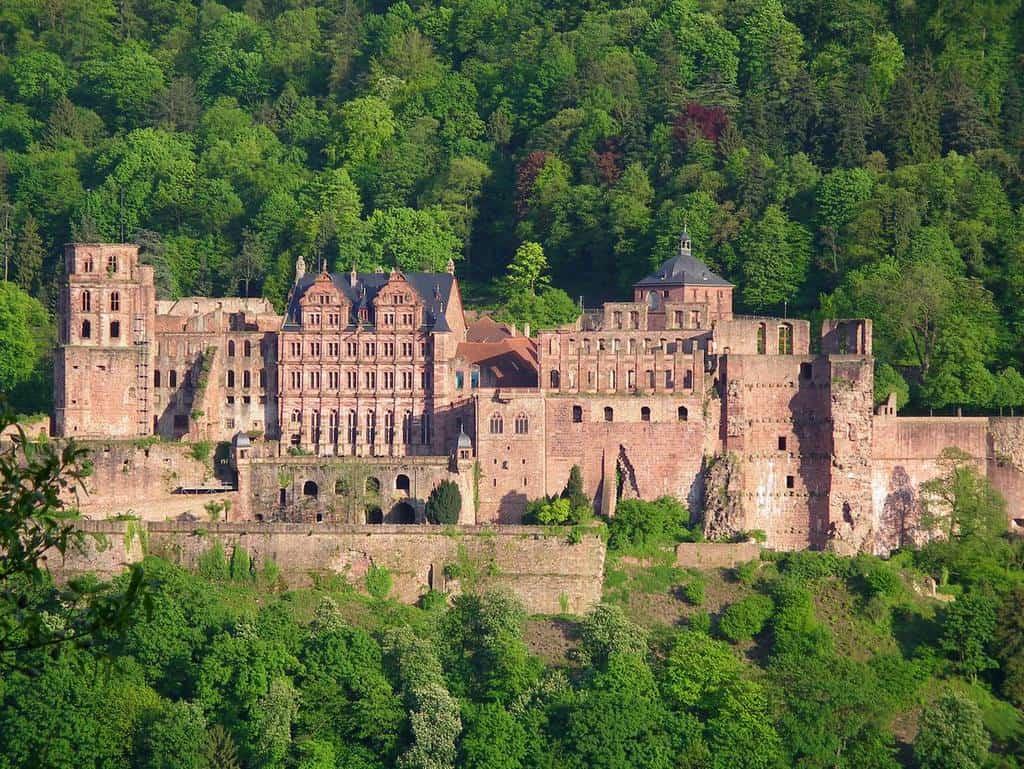 10 lugares que ver en Heidelberg, Alemania 1