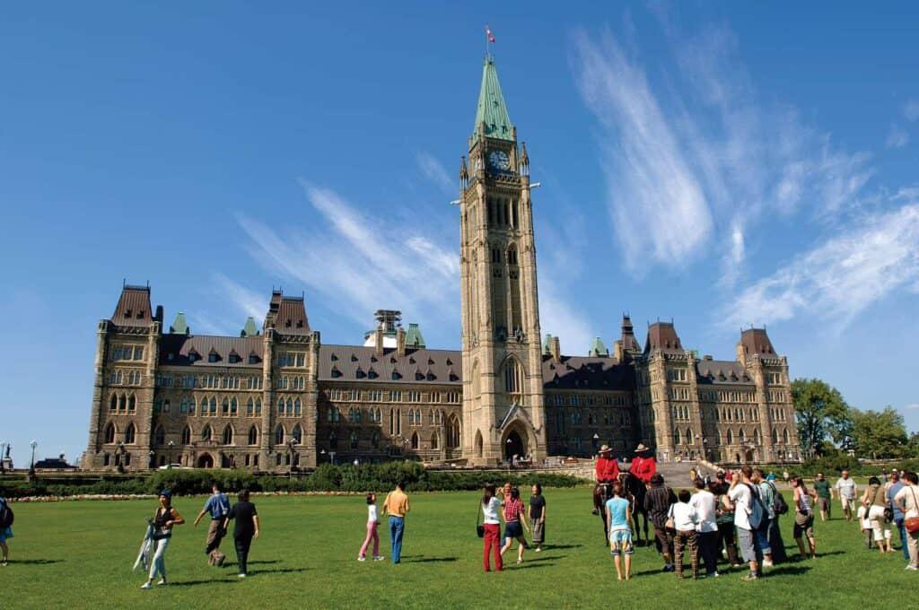 10 lugares de interés que ver en Ottawa, Canadá 1