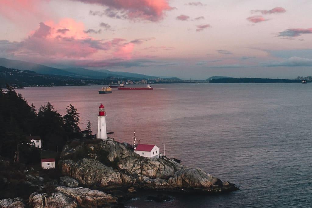 22 lugares de interés que ver en Vancouver, Canadá 17