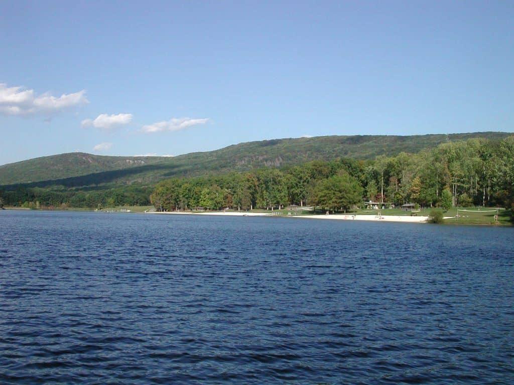 15 lagos en Maryland más impresionantes 1