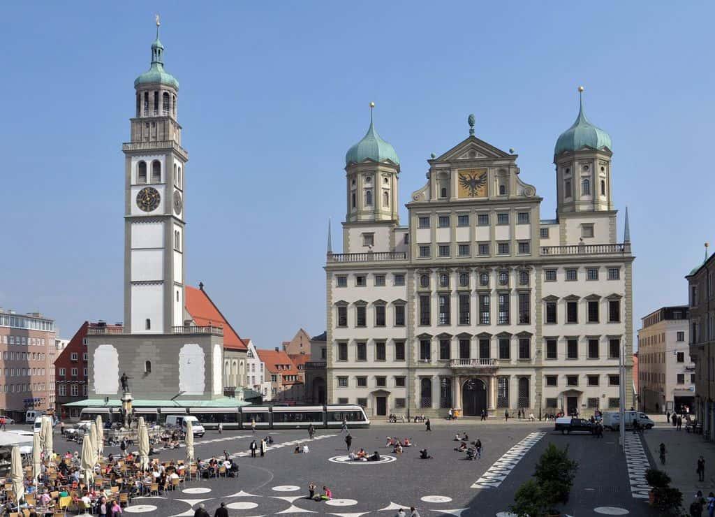 10 lugares que ver en Augsburgo 3