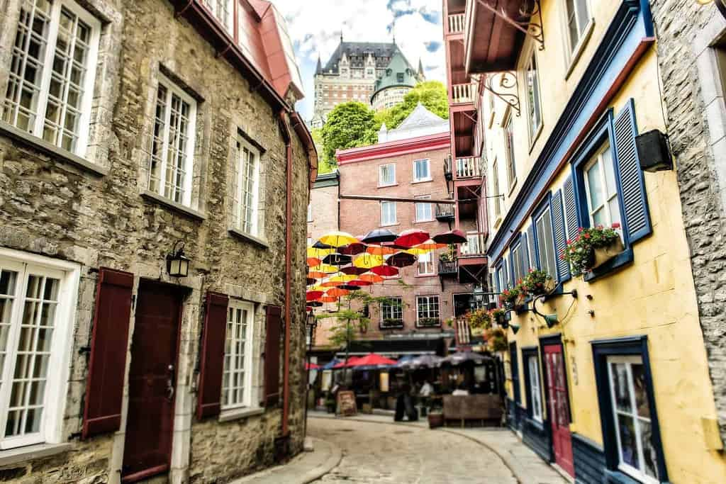 11 lugares que ver en Ciudad de Quebec, Canadá 5
