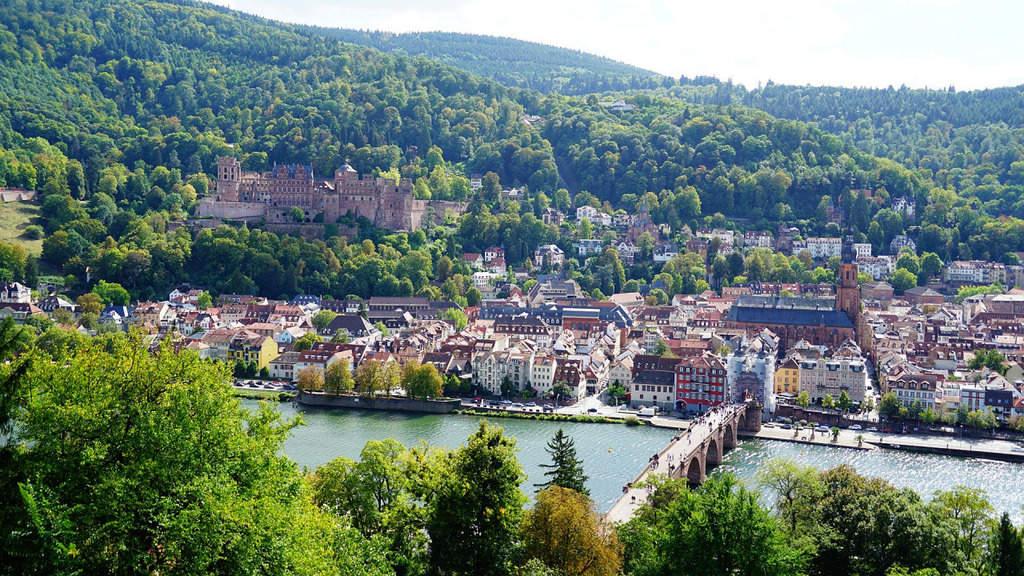 10 lugares que ver en Heidelberg, Alemania 3