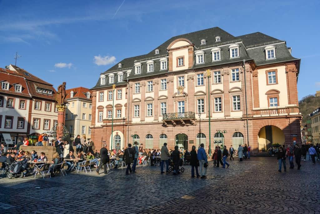 10 lugares que ver en Heidelberg, Alemania 6
