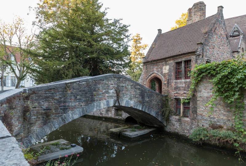 15 lugares que ver en Brujas, Bélgica 4