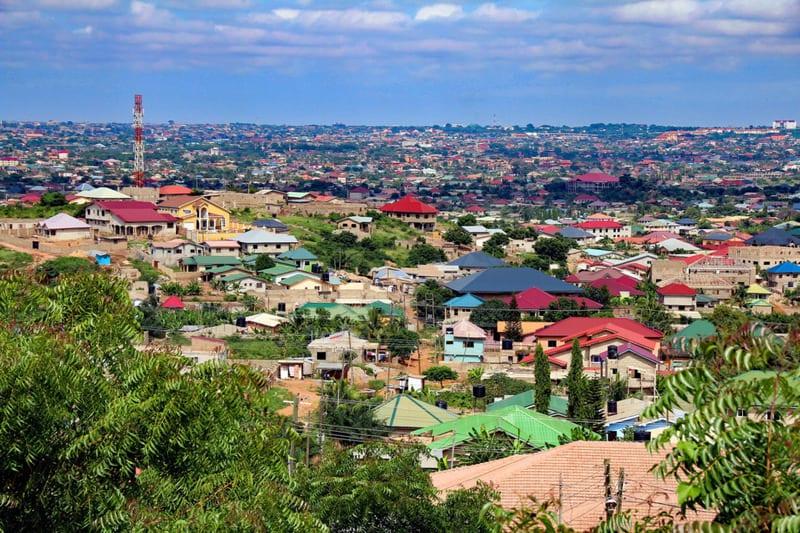 25 ciudades de África más bonitas 19