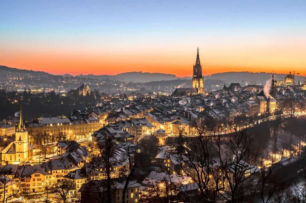 11 ciudades de Suiza más bonitas 7