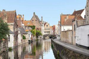 15 lugares que ver en Brujas, Bélgica 1