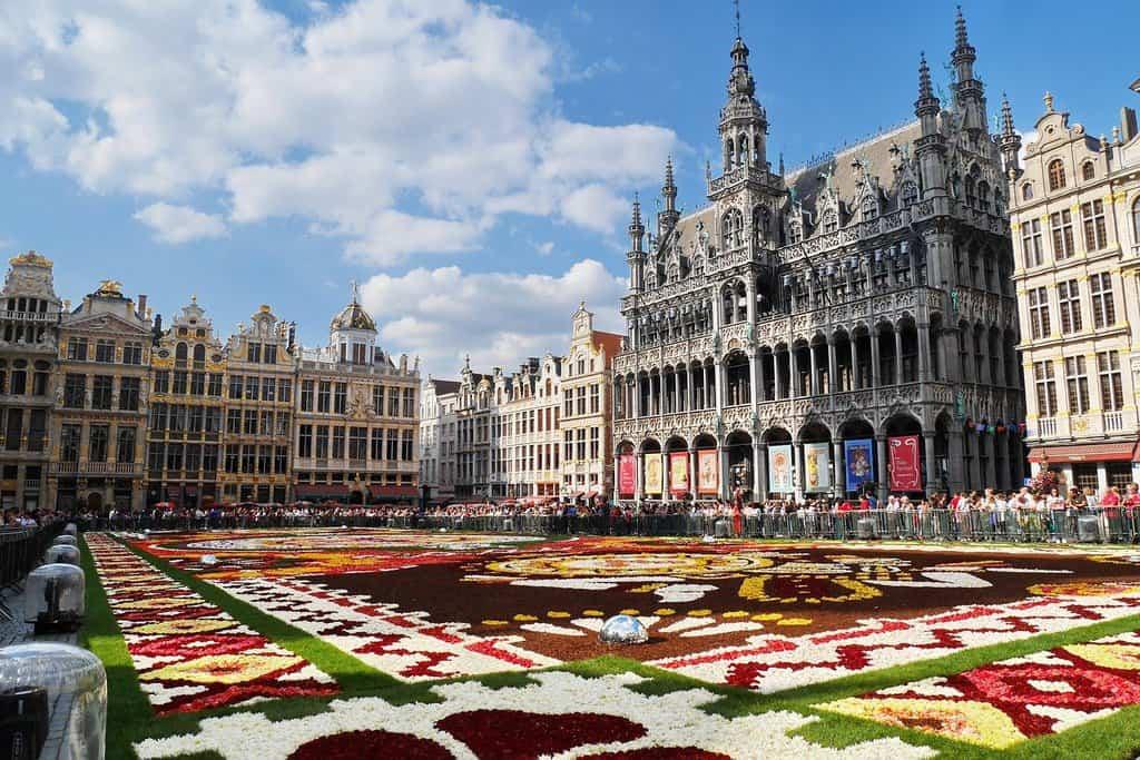 10 ciudades de Bélgica más bonitas 3