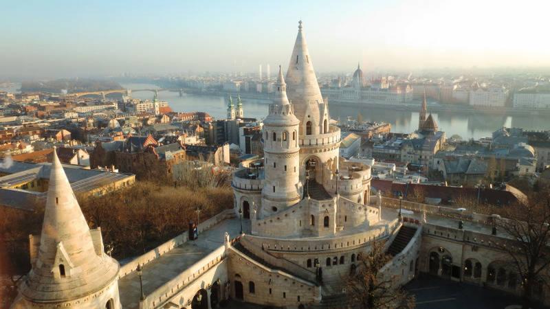 10 lugares que ver en Budapest, Hungría 2