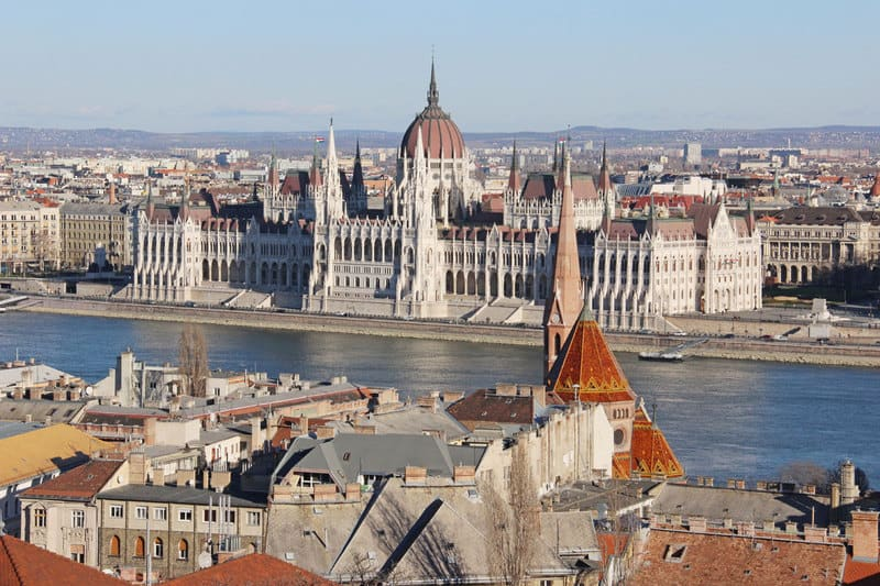 10 lugares que ver en Budapest, Hungría 5