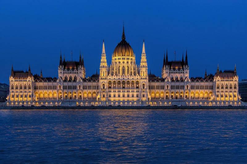 10 lugares que ver en Budapest, Hungría 1