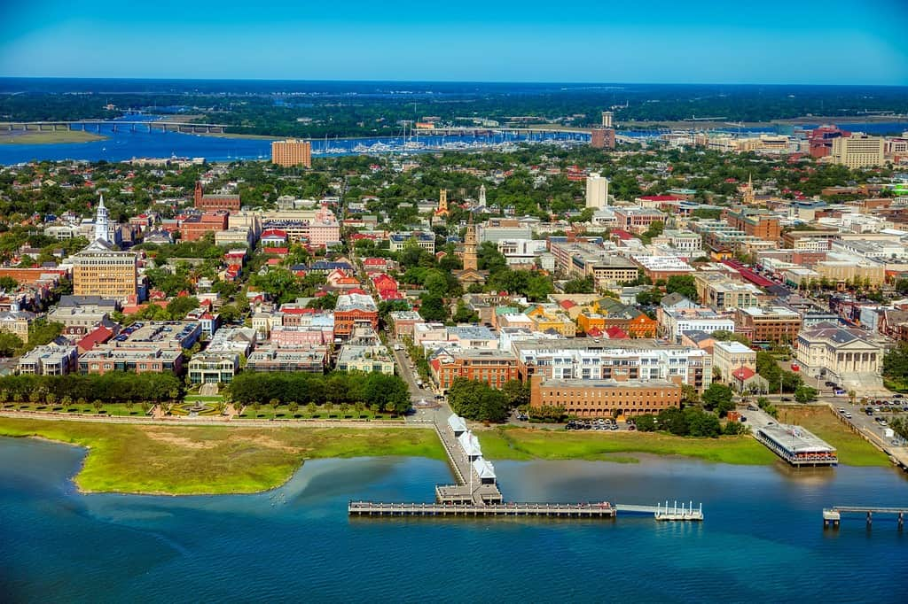25 ciudades más bonitas de Estados Unidos 1