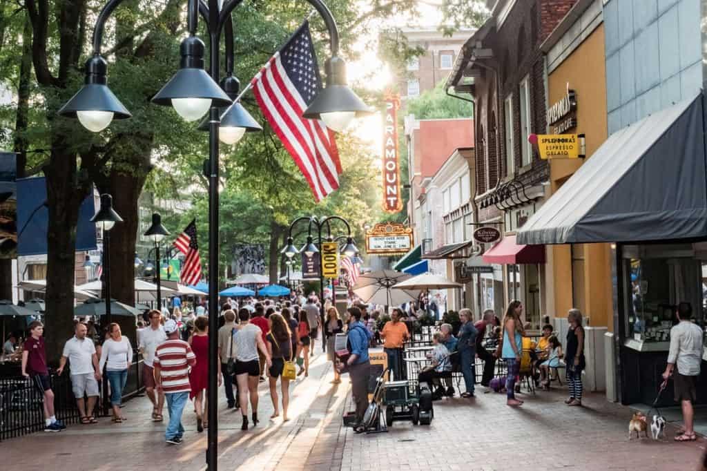 25 ciudades más bonitas de Estados Unidos 18