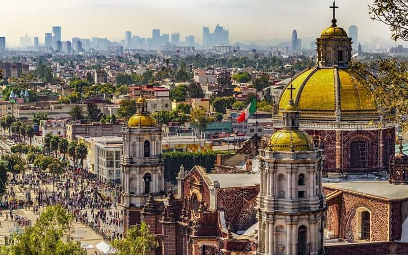 Las 70 ciudades más grandes del mundo 9