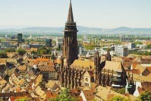 10 lugares que ver en Friburgo, Alemania