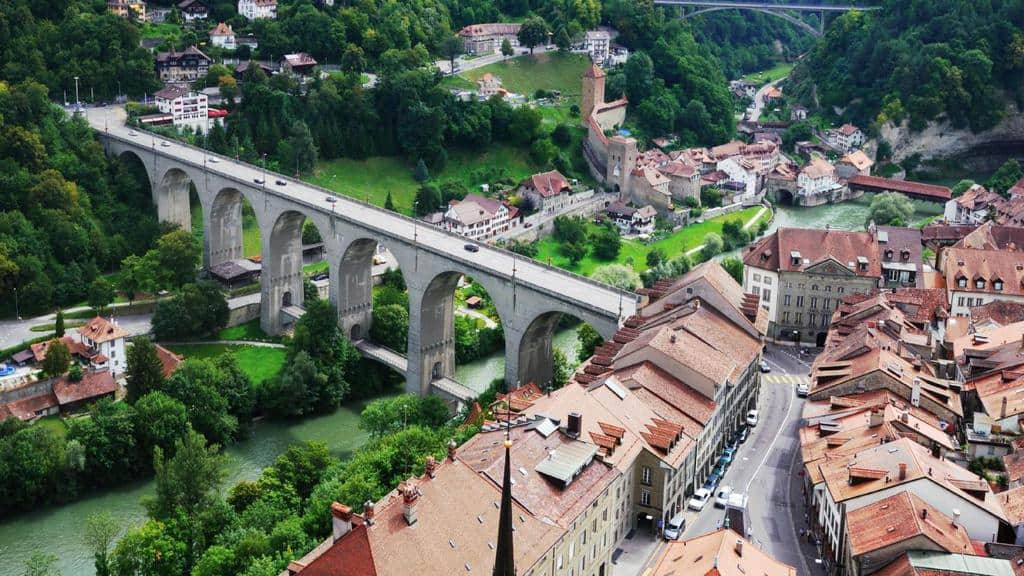 11 ciudades de Suiza más bonitas 10