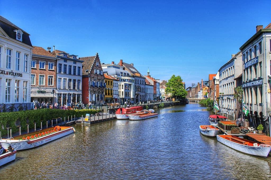 10 ciudades de Bélgica más bonitas 7