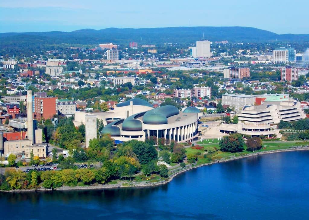 25 ciudades de Canadá más bonitas 10