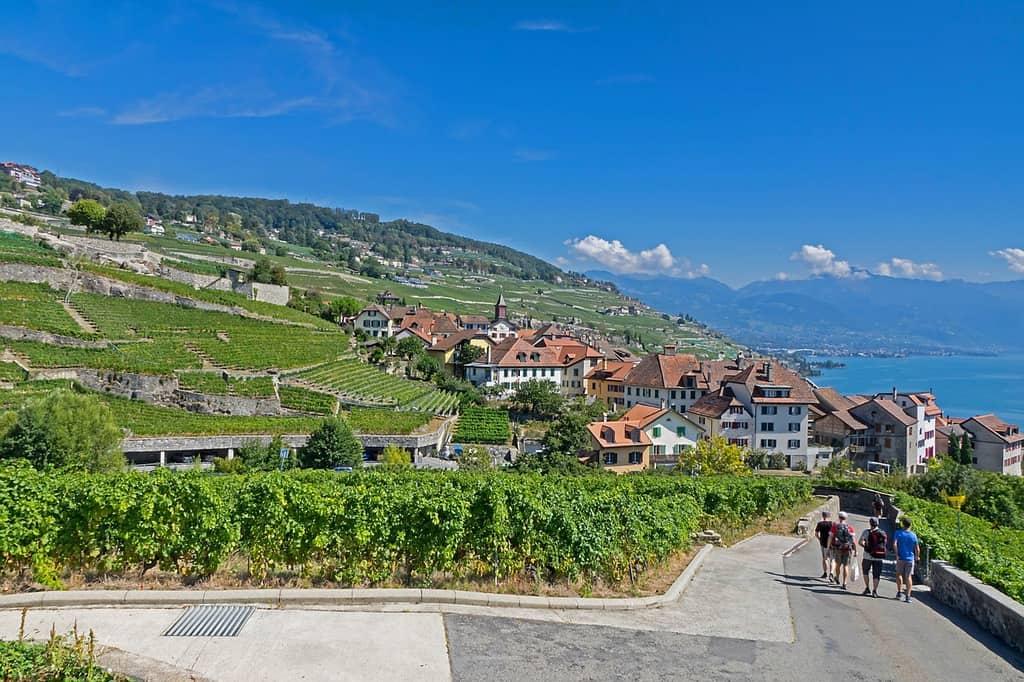 11 ciudades de Suiza más bonitas 2