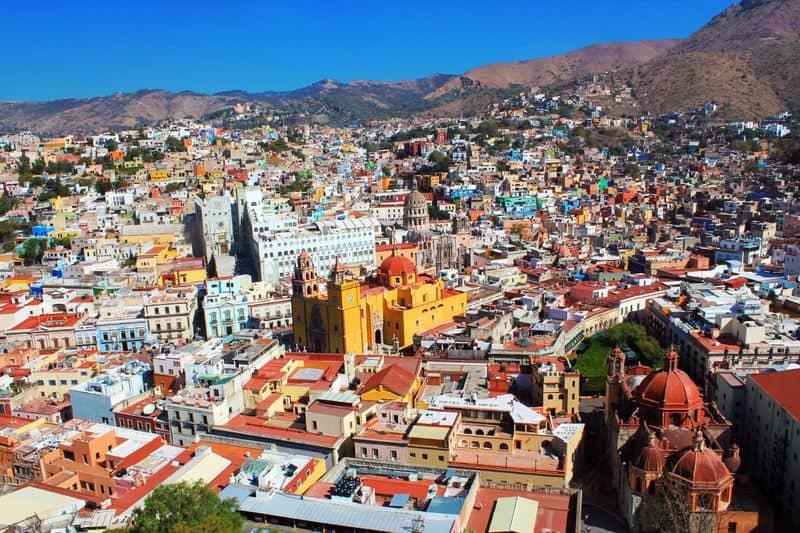 22 ciudades de México más bonitas 18