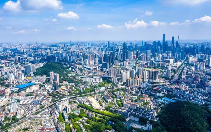 Las 70 ciudades más grandes del mundo 10
