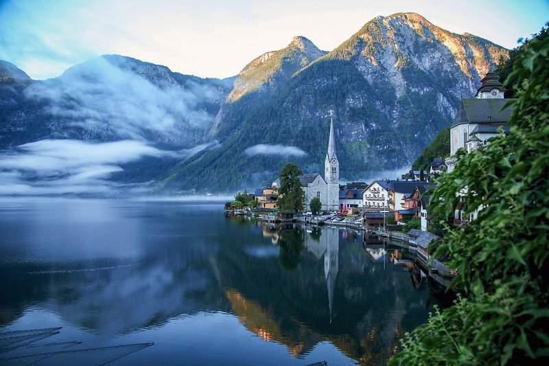 15 lugares que ver en Austria 4